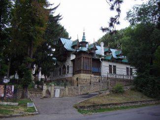 """Дача Шаляпина"" в Кисловодске"