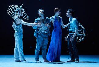 Фестиваль Dance open расширяет театральный кругозор. Фото - Стас Левшин