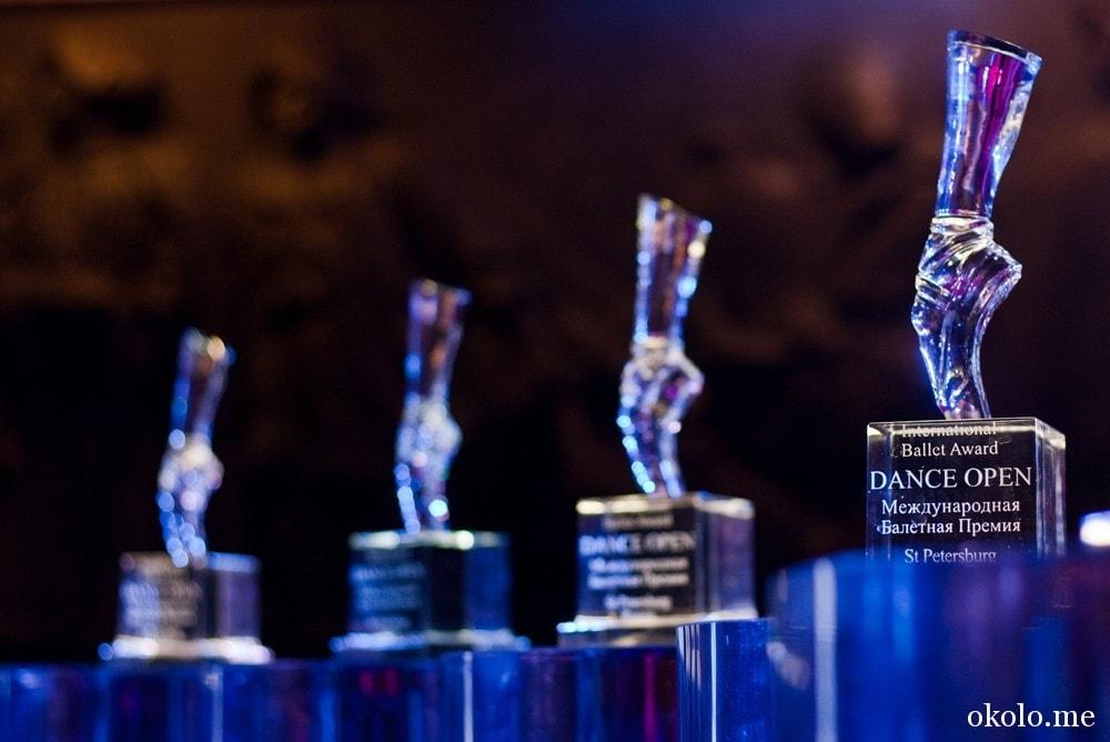 XV фестиваль Dance Open завершился вручением одноименных премий
