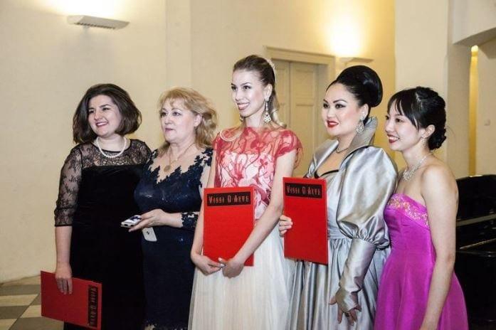 В Праге прошел 4-й международный конкурс молодых оперных певцов Vissi D'Arte