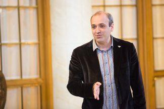 Георгий Исаакян. Фото: Д. Кочетков