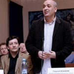 Георгий Исаакян. Фото - Елена Лапина