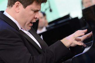 Денис Мацуев. Фото - Владимир Вяткин / РИА Новости