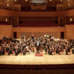 Симфонический оркестр Санкт-Петербургской консерватории. Фото - пресс-служба Санкт-Петербургской консерватории