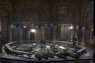 """""""Парсифаль"""" Д. Чернякова в Берлине. Фото: Staatsoper im Schiller Theater Berlin / Ruth Walz"""