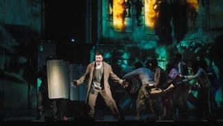 «Преступление и наказание», став рок-оперой, не утратило драматизма, но приобрело здоровый юмор