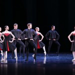 Балет «Пять танго» Ханса ван Манена. Фото - mariinsky.ru