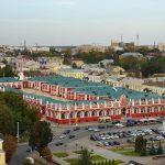 Гостиные ряды в Калуге. Фото - Сергей Коробцов