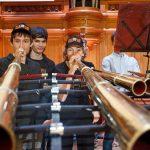Денис Мацуев рассказал, что ждет юных лауреатов конкурса Grand Piano