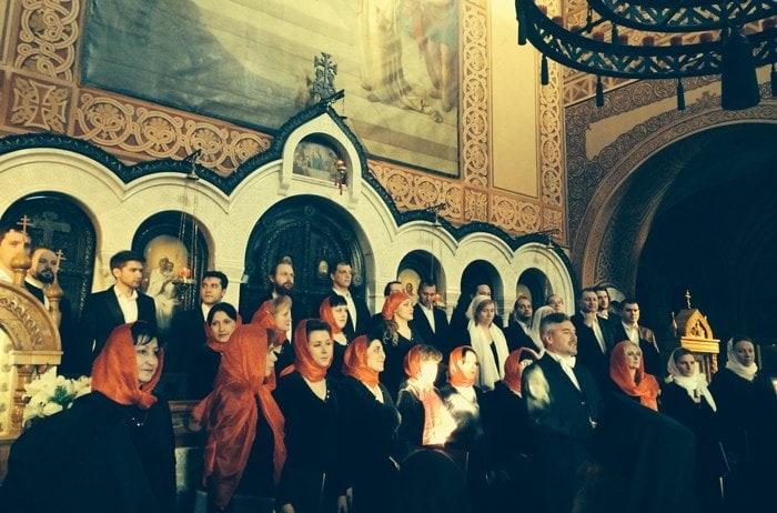 С 6 по 8 мая в Иерусалиме прошли концерты Русской духовной музыки
