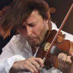 Алексей Айги озвучит немой фильм в Большом зале Московской консерватории