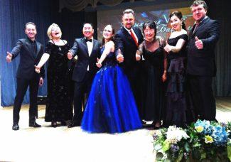Артисты оперы из Бурятии выступили на международном фестивале оперной музыки