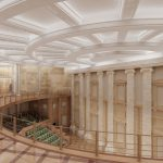 Бетховенский зал Большого театра
