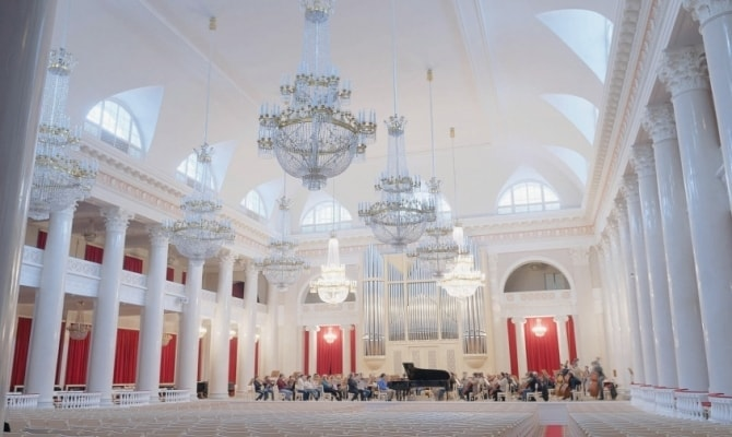 Санкт-Петербургская филармония им. Д. Д. Шостаковича