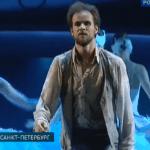 """Олег Габышев в балете Б. Эйфмана """"Чайковский. Pro et Contra"""""""