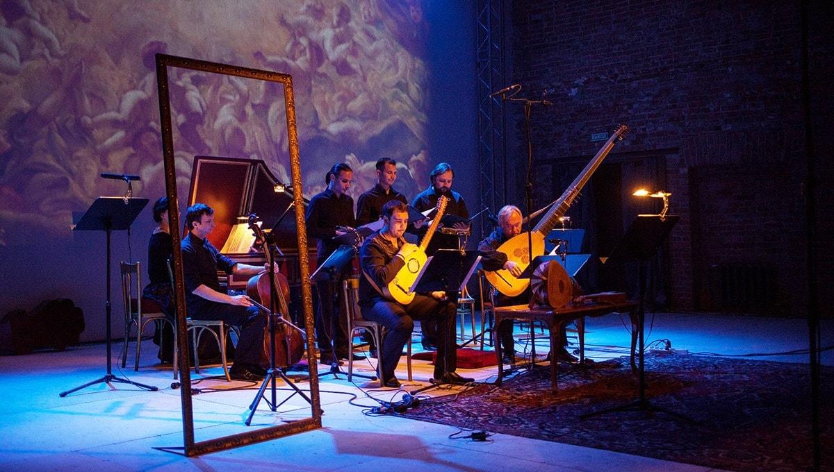 Под музыку барокко. Фото - Марина Дмитриева