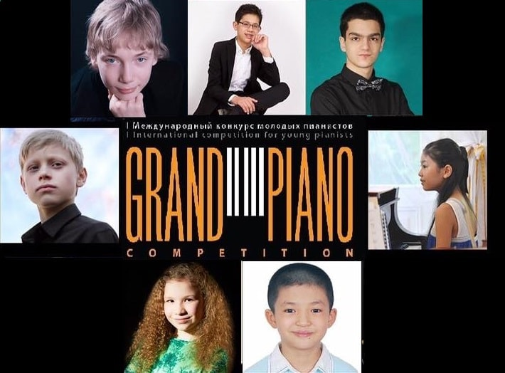 Лауреаты Grand piano competition