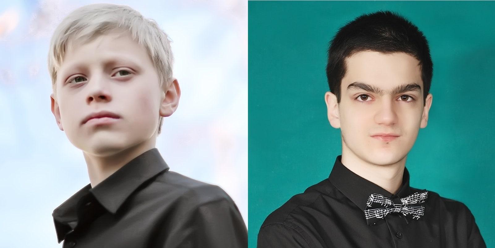 Александр Малофеев и Сандро Небиеридзе