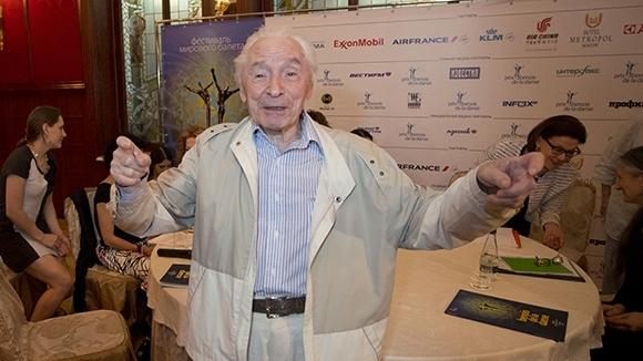 Юрий Григорович. Фото - Елена Никитченко
