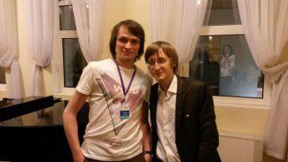 Евгений Ховаев и Дмитрий Маслеев