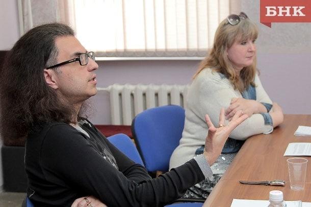 Александр Матусевич и Ольга Кораблина. Фото - Николай Антоновский