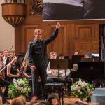 Пианист Луганский после концерта «Белой сирени» в Казани: «Я в восхищении от оркестра»