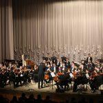 Оркестр Мариинского театра выступил в Брянске без Гергиева