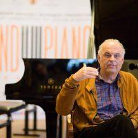 На Grand Piano Competition прошли мастер-классы Мартина Энгстрёма, Ванессы Латарш и Хёнджун Чана