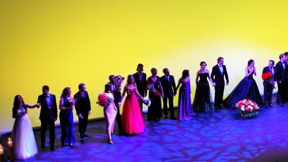 Участники молодежного концерта продемонстрировали разнообразие репертуара и свежесть голосов
