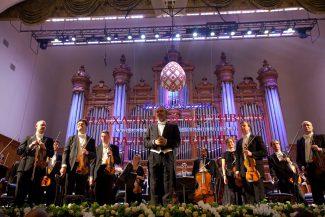 Юбилейный Пасхальный фестиваль открылся в Москве