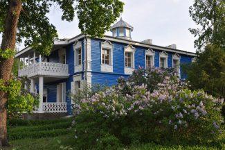 Музей-усадьба Рахманинова в Ивановке
