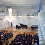 Рахманиновский зал Московской консерватории. Фото - Евгений Евтюхов