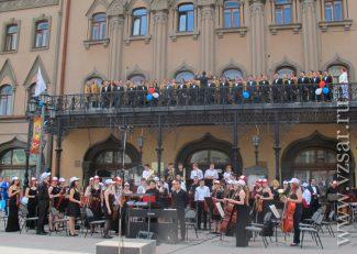 Пять тысяч саратовцев слушали коллективы консерватории