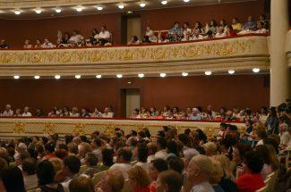 Конкурс конкурсов Собиновского фестиваля откроется 31 мая
