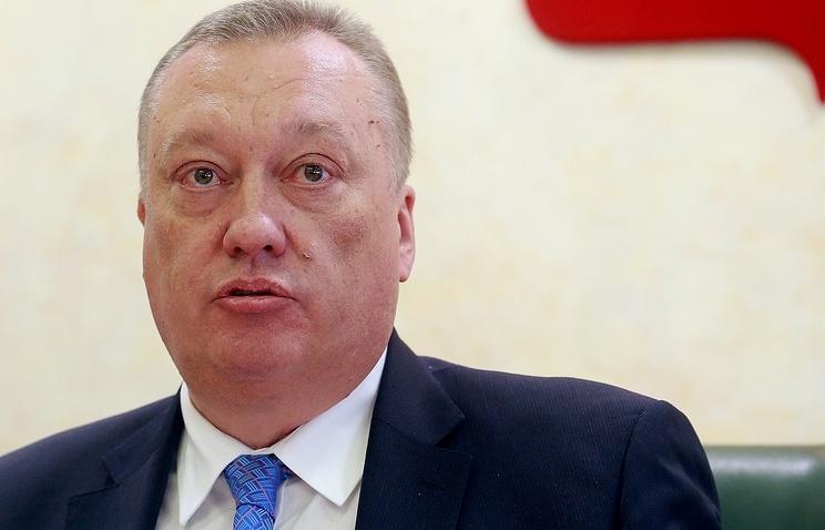 Вадим Тюльпанов. Фото - Сергей Фадеичев/ТАСС
