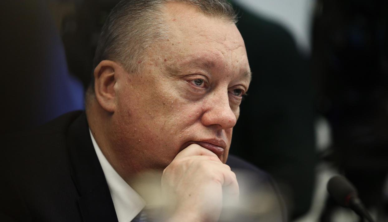 Вадим Тюльпанов. Фото - Фото - Антон Новодережкин/ТАСС