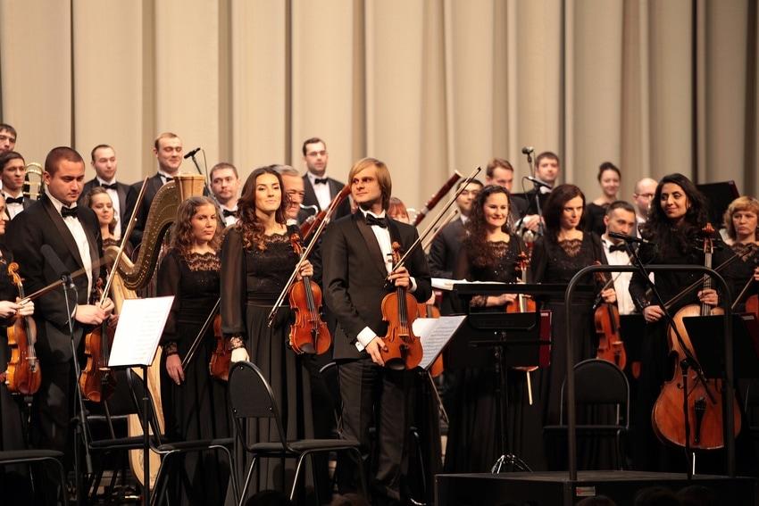Тюменский государственный симфонический оркестр