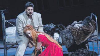 Трагедийные сцены в этом спектакле предшествуют кабаретным. Фото предоставлено пресс-службой Венской оперы