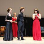 Во ВГИКе прошло открытие первого фестиваля-презентации нового молодежного движения Ассоциации студенческих клубов классической музыки