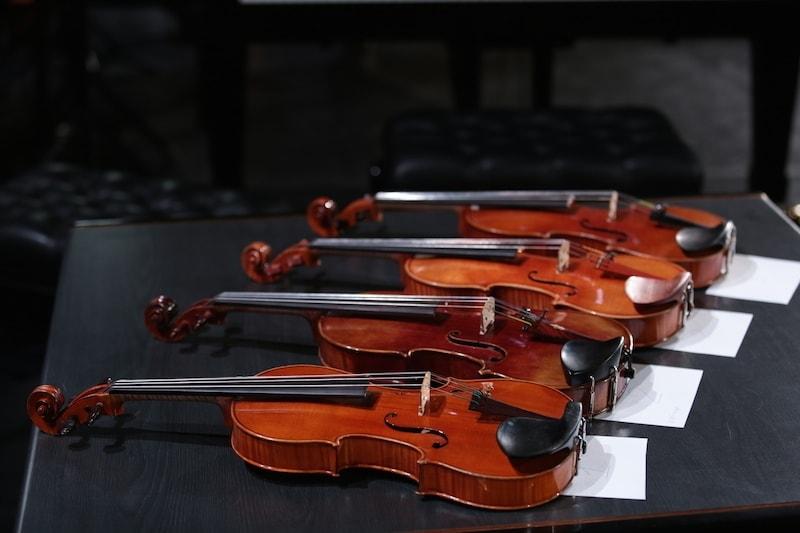 Скрипки для лауреатов