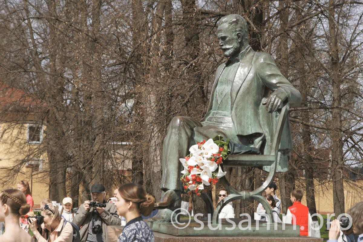 Посвященные дню рождения Чайковского торжества начались в Воткинске