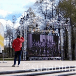 Жители Воткинска не оценили трансляцию концерта оркестра под управлением Валерия Гергиева