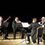 Духовой квинтет Большого театра выступил в Бетховенском зале