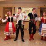 Солисты Академического хора русской песни выступили на открытии обновленного Дипломатического клуба