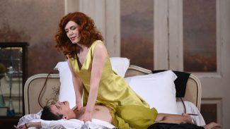 Патриция Пётибон в опере «Альцина», 2015 г. Фото - lexpress.fr