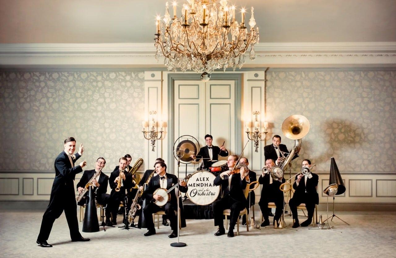 Алекс Мендхам и его оркестр