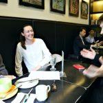 Сергей Полтавский, Дарья Филиппенко и Григорий Кротенко. Фото - Ирина Шымчак