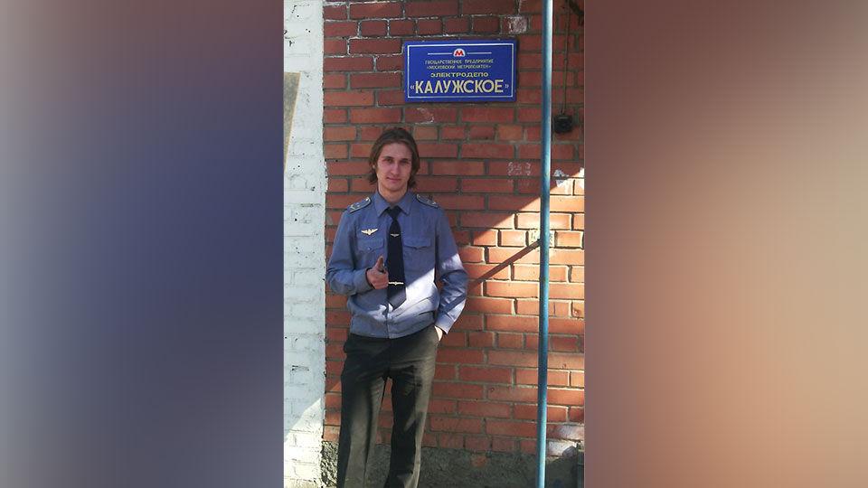 Василий Барамиа. Фото - соцсети