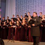 Британская публика стоя аплодировала хору Свешникова, спевшему в Лондоне