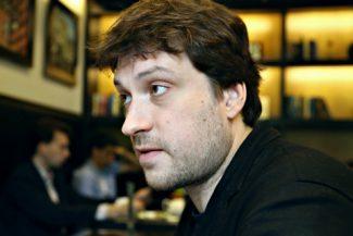 Григорий Кротенко. Фото - Ирина Шымчак